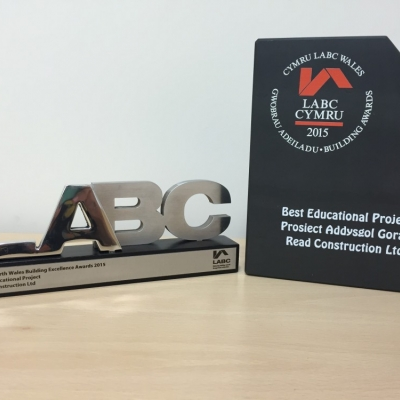 Read Win Two LABC Awards for Shotton Primary Project