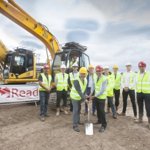 Construction Starts on New National Football Development Centre