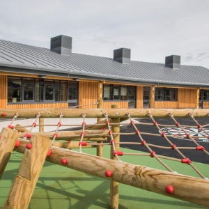 Flagship Primary School Handed Over