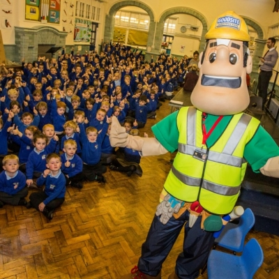 Safety First for Local School Children