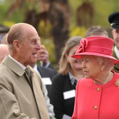 The Queen Opens Read's Latest Chester Zoo Project
