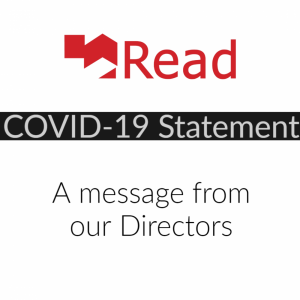 COVID-19 Statement - A Message from our Directors