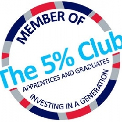 Read Construction commits to the next generation by joining The 5% Club