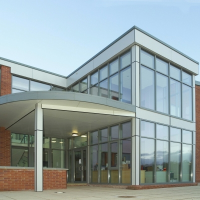Chester School Project Opens