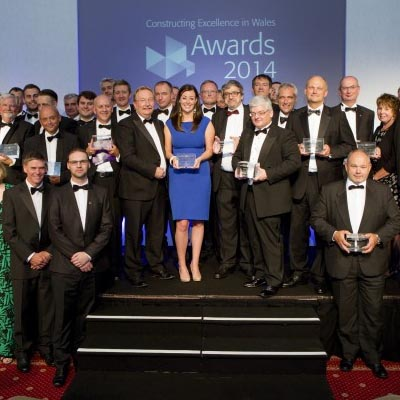 Read collect Special Constructing Excellence Award